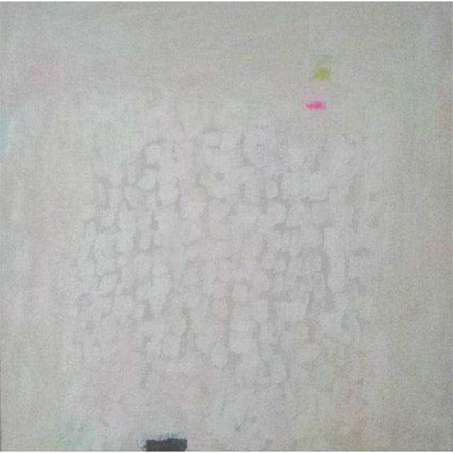 """Image of Susie Kate """"White Lights No. 2"""" Original Painting"""