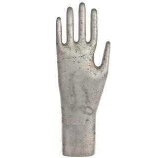 Vintage Aluminum Industrial Glove Mold