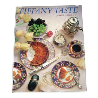 "John Loring ""Tiffany Taste"" Coffee Table Book"