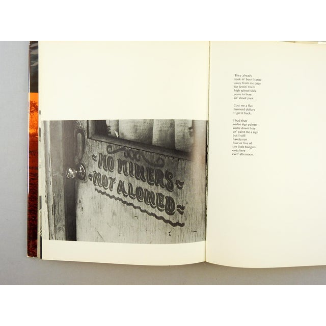 """""""Bedrock : Images From the Wayside"""" 1975 Book - Image 11 of 11"""