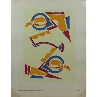 Serge Gladky Art Deco Stencil