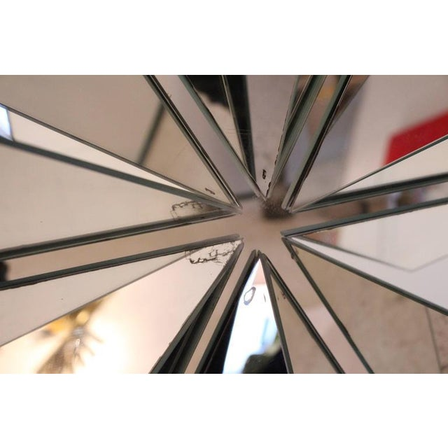 Mid-Century Modern Prism Mirror - Image 7 of 7