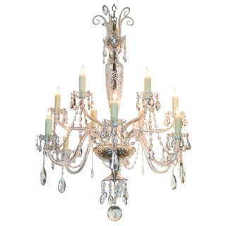 Fine English Crystal Waterford Chandelier