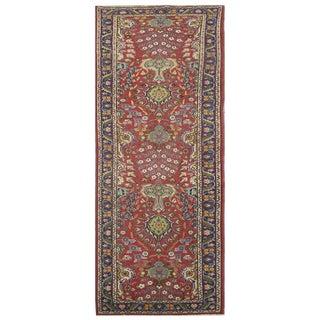 Vintage Persian Tabriz Rug - 2'10'' x 12'1''