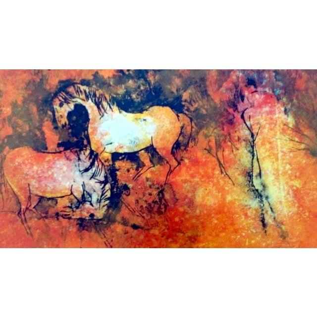 Image of Hoi Lebadang Signed Lithograph