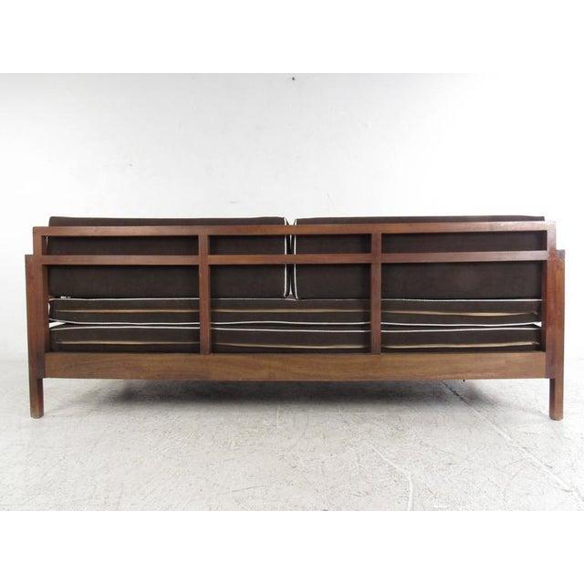 Vintage Modern Sculptural Sofa or Day Bed - Image 4 of 11