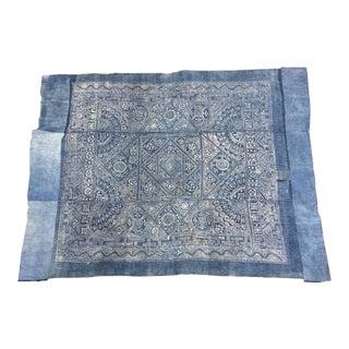 Antique Chinese Batik Panel