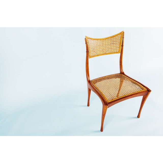 "Image of Dan Johnson ""Gazelle"" Chairs - Set of 6"
