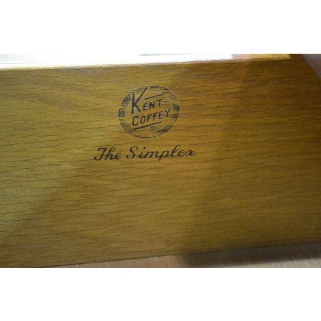 Image of Kent Coffey Mid Century Simplex Nightstand