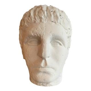 Sculpture of an Artist's Head