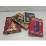 Image of Vintage Children's Library - Set of 4