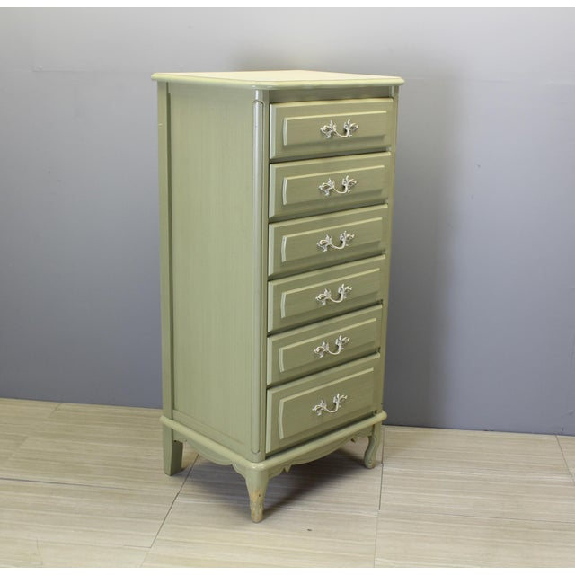 Mid Century Lingerie Chest Of Drawers - Image 3 of 4