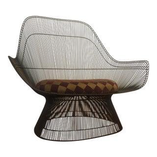 Vintage Warren Platner for Knoll Easy Chair