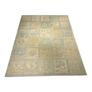 "Bellwether Rugs Vintage Inspired Turkish Oushak Area Rug - 9'3"" x 11'9"""