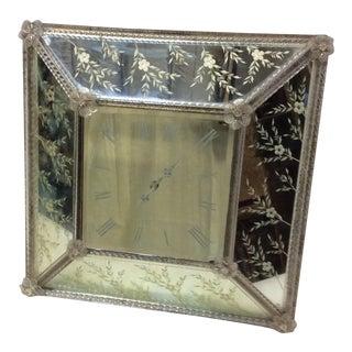 Vintage Venetian Wall Clock