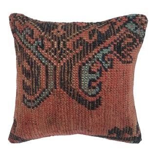 Woven Kilim Rug Pillow