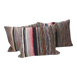 American Rag Rug Pillows