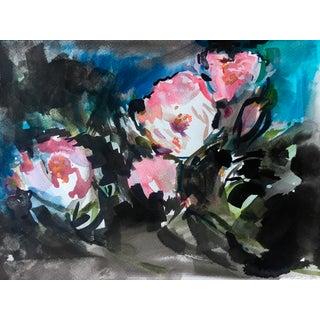 Blossoming #11 Original Painting