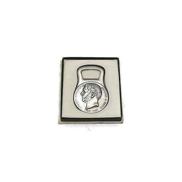 Christofle Silver-Plate Bottle Opener - Image 3 of 5