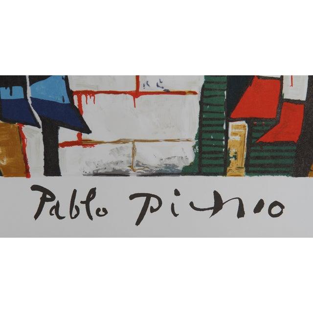 Image of Pablo Picasso Lithograph - Le Repas Des Infants