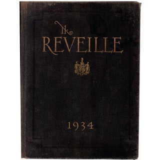 U of MD The Reveille: 1934