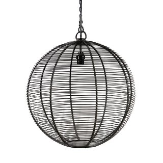 Wire Sphere Lamp