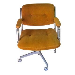 Vintage Chromecraft Office Chair