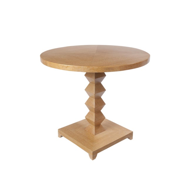 Donghia Zig Zag End Table - Image 1 of 4