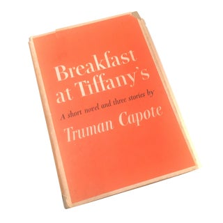 'Breakfast at Tiffany's' & 3 Stories by Truman Capote