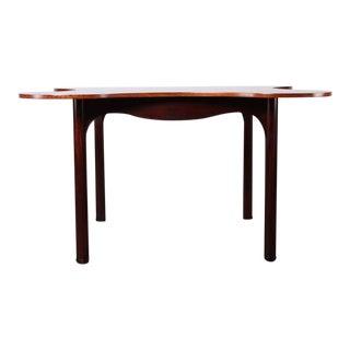 Rosewood Clover Table by Edward Wormley for Dunbar