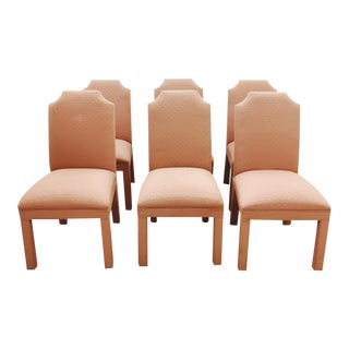 Vintage Mid-Century Dining Chairs - Set of 6