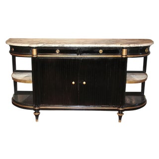 19th c. French Directoire Buffet