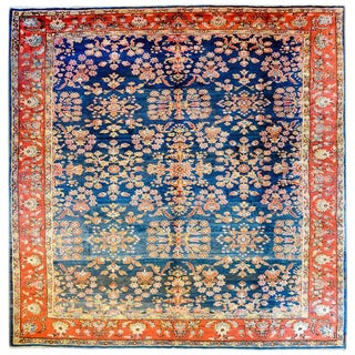 Beautiful Early 20th Century Lilihan Rug