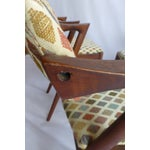 Image of Kai Kristiansen Z-Chairs- Set of 4