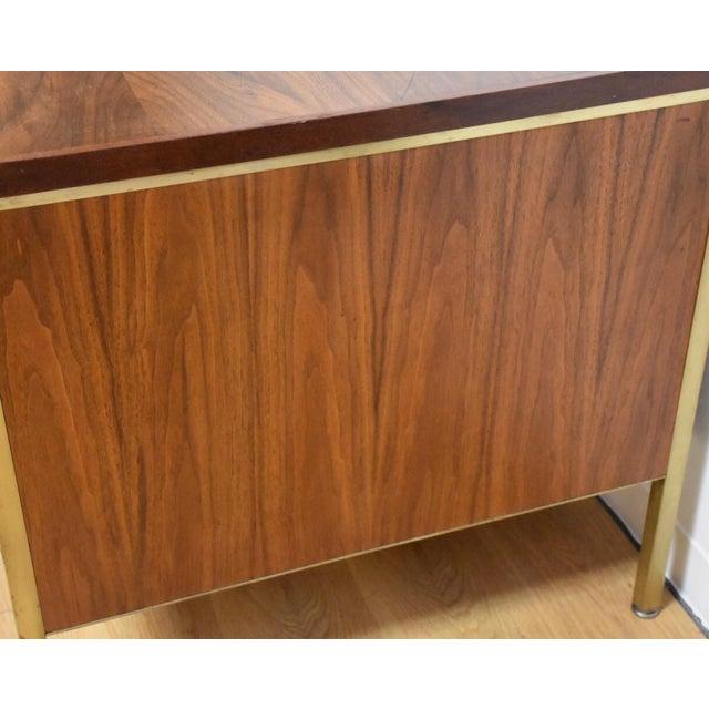 Walnut Executive Desk - Image 5 of 11