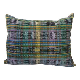 Mayan Corte Fabric Pillow