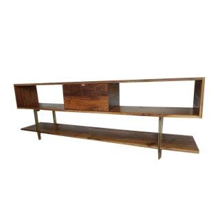 Organic Modernism Brooklyn Cobra Wooden Console