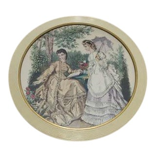 Ladies of the Late 1800s - A Pair