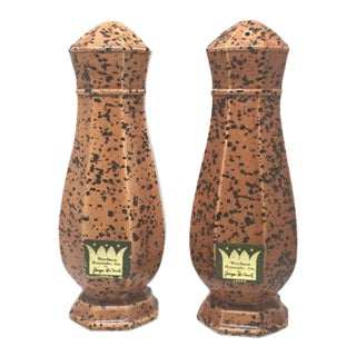Mid Century George Briard Salt and Pepper Shakers