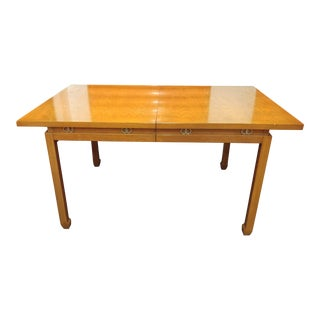 American Of Martinsville Ming Mid Century Modern Dining Table