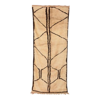 Abstract Berber Carpet