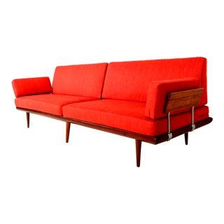 Peter Hvidt & O Mølgaard Nielsen Mid-Century Sofa