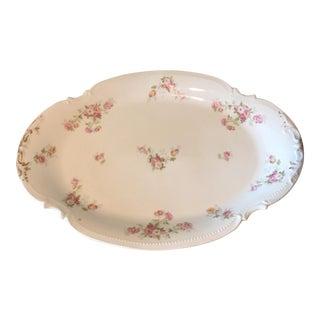 Limoge France Holiday Platter