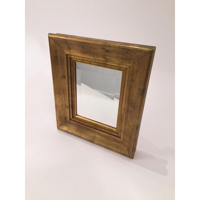 Vintage Gold Framed Mirror - Image 3 of 7
