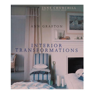 Interior Transformations by Ann Grafton Coffee Table Book