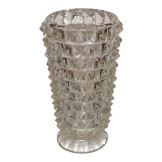 Barovier and Toso Rostrato Vase