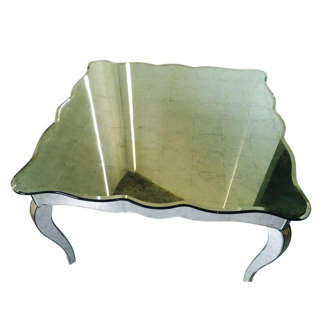 Drexel Mirrored Coffee Table - Image 1 of 10