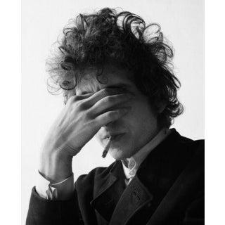 """Bob Dylan """"Smoke"""" silver gelatin print by Jerry Schatzberg"""