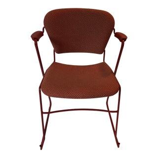 KI Industry 'Perry' Sled Ergonomic Arm Chair