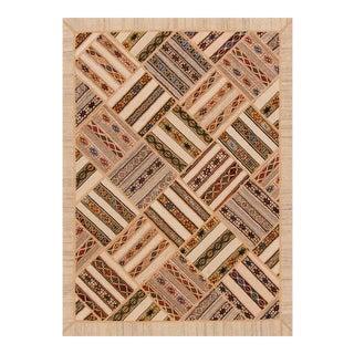 """Apadana - Persian Flat-weave, 5' x 6'7"""""""